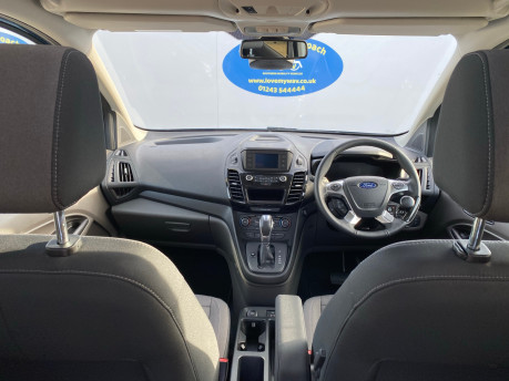 Ford Grand Tourneo Connect 2019 TITANIUM TDCI wheelchair & scooter accessible vehicle WAV 10