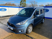 Ford Tourneo Connect 2020 TITANIUM TDCI wheelchair & scooter accessible vehicle WAV 3