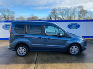 Ford Tourneo Connect 2020 TITANIUM TDCI wheelchair & scooter accessible vehicle WAV 30