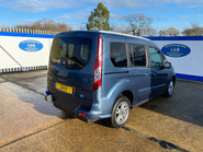 Ford Tourneo Connect 2020 TITANIUM TDCI wheelchair & scooter accessible vehicle WAV 34