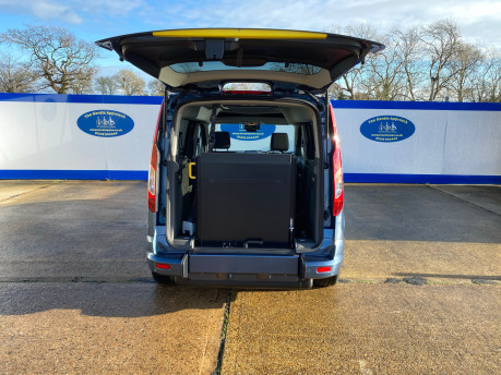 Ford Tourneo Connect 2020 TITANIUM TDCI wheelchair & scooter accessible vehicle WAV 5