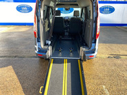 Ford Tourneo Connect 2020 TITANIUM TDCI wheelchair & scooter accessible vehicle WAV 8