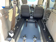 Ford Tourneo Connect 2020 TITANIUM TDCI wheelchair & scooter accessible vehicle WAV 9