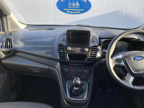 Ford Tourneo Connect 2020 TITANIUM TDCI wheelchair & scooter accessible vehicle WAV 11