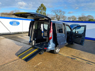 Ford Tourneo Connect 2020 TITANIUM TDCI wheelchair & scooter accessible vehicle WAV 22