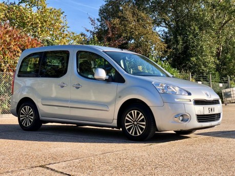 Peugeot Partner 2013 E-HDI TEPEE S Wheelchair Accessible Vehicle WAV 5