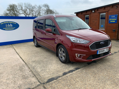Ford Grand Tourneo Connect 2019 TITANIUM TDCI wheelchair & scooter accessible vehicle WAV 2