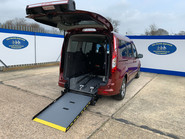 Ford Grand Tourneo Connect 2019 TITANIUM TDCI wheelchair & scooter accessible vehicle WAV 30