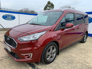 Ford Grand Tourneo Connect 2019 TITANIUM TDCI wheelchair & scooter accessible vehicle WAV 4