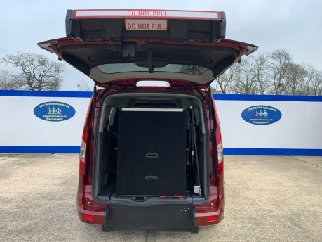 Ford Grand Tourneo Connect 2019 TITANIUM TDCI wheelchair & scooter accessible vehicle WAV 7