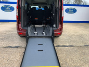 Ford Grand Tourneo Connect 2019 TITANIUM TDCI wheelchair & scooter accessible vehicle WAV 9