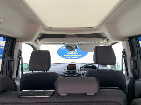 Ford Grand Tourneo Connect 2019 TITANIUM TDCI wheelchair & scooter accessible vehicle WAV 13