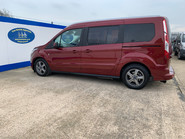 Ford Grand Tourneo Connect 2019 TITANIUM TDCI wheelchair & scooter accessible vehicle WAV 27