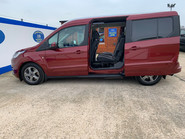 Ford Grand Tourneo Connect 2019 TITANIUM TDCI wheelchair & scooter accessible vehicle WAV 28