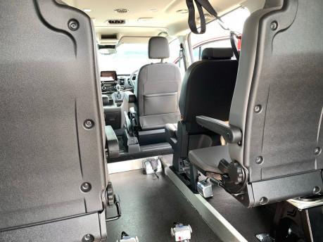 Ford Tourneo Custom 320 TITANIUM X ECOBLUE wheelchair & scooter accessible vehicle WAV 12