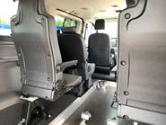 Ford Tourneo Custom 320 TITANIUM X ECOBLUE wheelchair & scooter accessible vehicle WAV 13