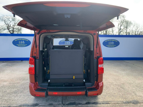 Peugeot Traveller 2019 BLUEHDI S/S ALLURE STD Wheelchair and scooter accessible vehicle WAV 6