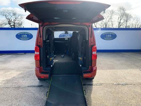Peugeot Traveller 2019 BLUEHDI S/S ALLURE STD Wheelchair and scooter accessible vehicle WAV 8