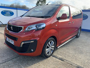 Peugeot Traveller BLUEHDI S/S ALLURE STANDARD Wheelchair and scooter accessible vehicle WAV 2