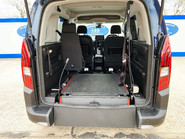Peugeot Rifter BLUEHDI ALLURE wheelchair & scooter accessible vehicle WAV 7
