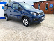 Peugeot Rifter BLUEHDI ALLURE wheelchair & scooter accessible vehicle WAV 2