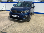 Peugeot Rifter BLUEHDI ALLURE wheelchair & scooter accessible vehicle WAV 23