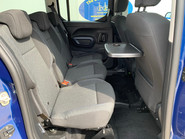 Peugeot Rifter BLUEHDI S/S ALLURE wheelchair & scooter accessible vehicle WAV 18