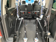 Peugeot Rifter BLUEHDI S/S ALLURE wheelchair & scooter accessible vehicle WAV 12