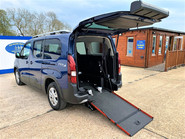 Peugeot Rifter BLUEHDI S/S ALLURE wheelchair & scooter accessible vehicle WAV 1
