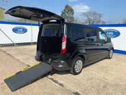 Ford Grand Tourneo Connect 2019 ZETEC TDCI wheelchair & scooter accessible vehicle WAV 24