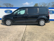 Ford Grand Tourneo Connect 2019 ZETEC TDCI wheelchair & scooter accessible vehicle WAV 17