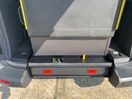 Ford Grand Tourneo Connect 2019 ZETEC TDCI wheelchair & scooter accessible vehicle WAV 7