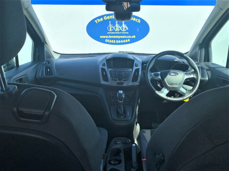 Ford Grand Tourneo Connect 2019 ZETEC TDCI wheelchair & scooter accessible vehicle WAV 11