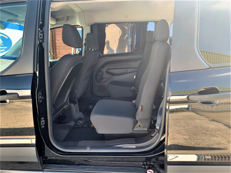 Ford Grand Tourneo Connect 2019 ZETEC TDCI wheelchair & scooter accessible vehicle WAV 18