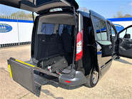Ford Grand Tourneo Connect 2019 ZETEC TDCI wheelchair & scooter accessible vehicle WAV 26