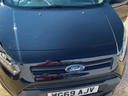 Ford Grand Tourneo Connect 2019 ZETEC TDCI wheelchair & scooter accessible vehicle WAV 27