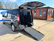 Ford Grand Tourneo Connect 2019 ZETEC TDCI wheelchair & scooter accessible vehicle WAV 1