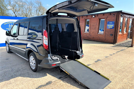 Ford Grand Tourneo Connect 2019 ZETEC TDCI wheelchair & scooter accessible vehicle WAV