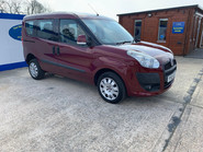 Fiat Doblo 2012 MYLIFE wheelchair & scooter accessible vehicle WAV 2