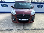 Fiat Doblo 2012 MYLIFE wheelchair & scooter accessible vehicle WAV 3