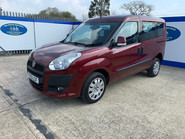 Fiat Doblo 2012 MYLIFE wheelchair & scooter accessible vehicle WAV 4