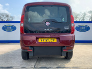 Fiat Doblo 2012 MYLIFE wheelchair & scooter accessible vehicle WAV 5