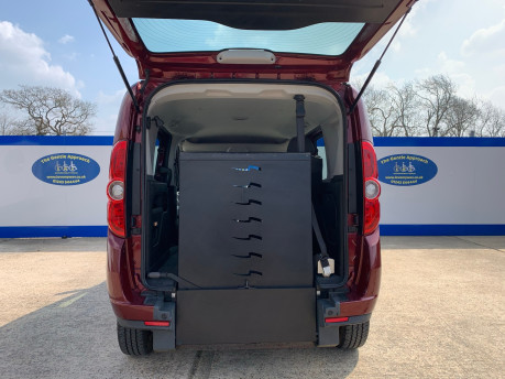 Fiat Doblo 2012 MYLIFE wheelchair & scooter accessible vehicle WAV 6