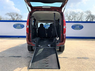 Fiat Doblo 2012 MYLIFE wheelchair & scooter accessible vehicle WAV 7