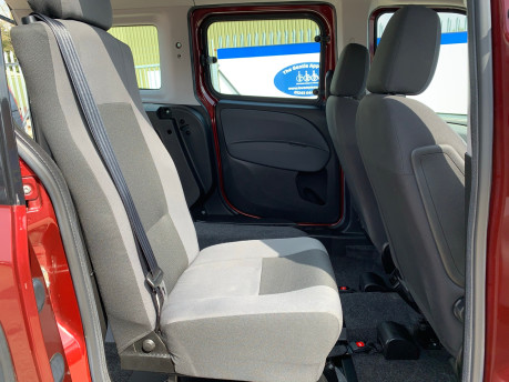 Fiat Doblo 2012 MYLIFE wheelchair & scooter accessible vehicle WAV 11