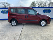 Fiat Doblo 2012 MYLIFE wheelchair & scooter accessible vehicle WAV 15