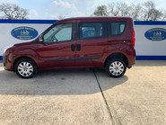 Fiat Doblo 2012 MYLIFE wheelchair & scooter accessible vehicle WAV 16