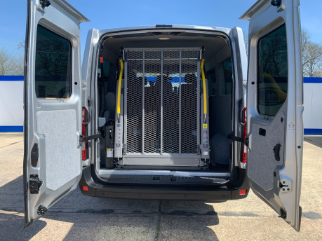 Renault Master 2018 SL28 BUSINESS DCI P/V QUICKSHIFT wheelchair & scooter accessible WAV 5