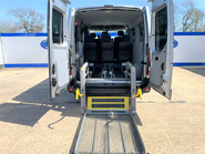Renault Master 2018 SL28 BUSINESS DCI P/V QUICKSHIFT wheelchair & scooter accessible WAV 6