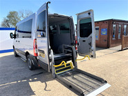 Renault Master 2018 SL28 BUSINESS DCI P/V QUICKSHIFT wheelchair & scooter accessible WAV 1